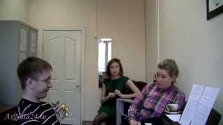 Урок вокала.Джаз-стандарт ч. 6-я (2) Близкий звук;Стиль;Импровизация