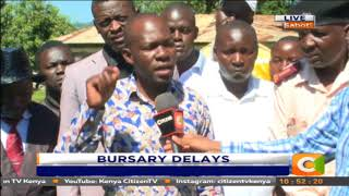 Bursary delays in Trans-Nzoia #CitizenExtra