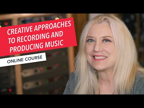 Sylvia Massy: Creative Approaches to Recording and Producing Music | Production Studio | Berklee