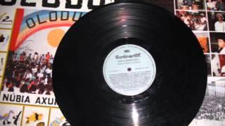Banda Reggae Olodum Cosmopolita - canta Tonho Matéria (1988)