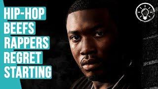 Hip-Hop Beefs Rappers Regret Ever Starting