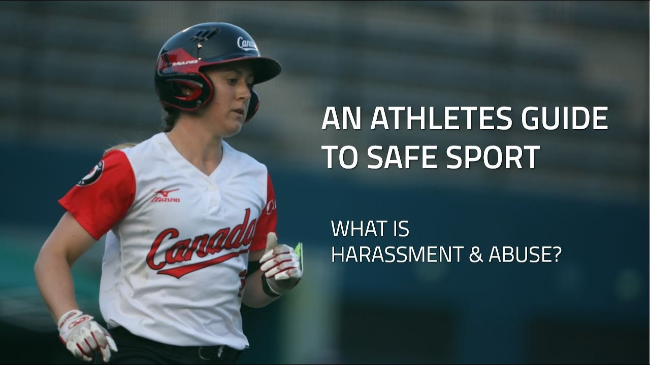 What is Harassment & Abuse in Sport? – An Athletes Guide to Safe Sport