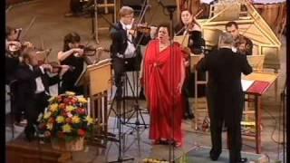 Ewa Podleś - Nel Profondo Cieco Mondo (Moscow 2007)