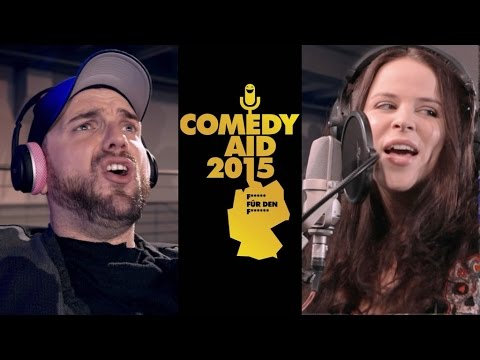 Make Love Not War - COMEDY AID 2015  F***** FÜR DEN F*****