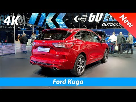 ford-kuga-2020-(vignale)---first-look-in-4k-|-interior---exterior