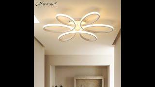 Best led ceiling lights for living room under $50   2020