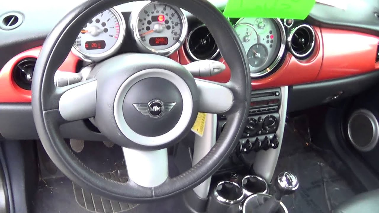 2005 Mini Cooper Manual  1 Owner  Gas Saver  FOR SALE in HOWELL