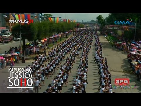Kapuso Mo, Jessica Soho: Kidapawan City's attempt of a world record