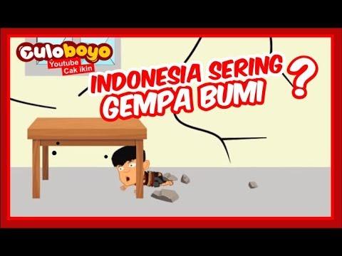 Culoboyo Gempa Bumi Indonesia Sering Terjadi ?