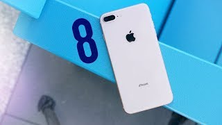 IPHONE 8 REVIEWS - SKIP THIS GREAT PHONE
