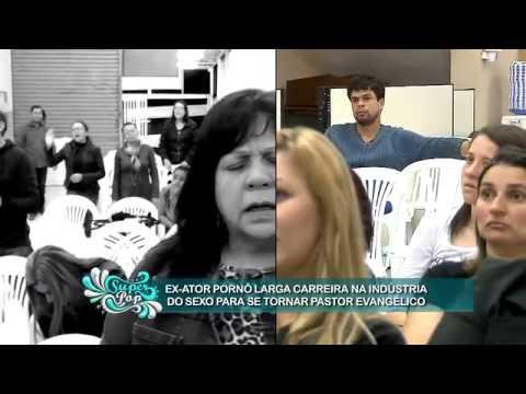 Super Pop 25/08/2014 - Conheça O Ator Pornô Que Se Tornou Pastor Evangélico