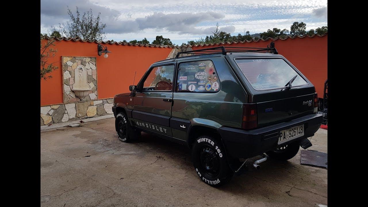 Fiat panda 4x4 sisley palermo piana degli albanesi sp5 for Fiat panda 4x4 sisley usata