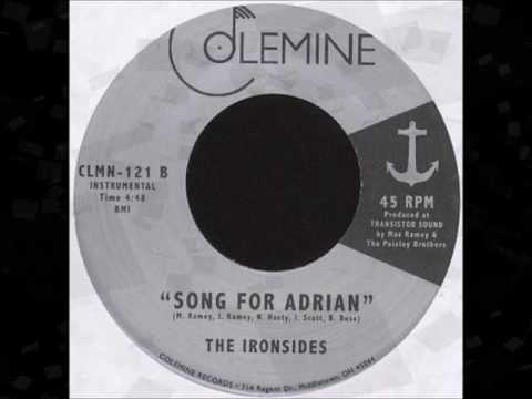 The Ironsides ‎– Song For Adrian