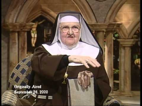 Mother Angelica Live - 11-29-11 - Reparation