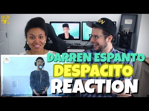Darren Espanto - Despacito | Luis Fonsi & Daddy Yankee & Justin Bieber | REACTION