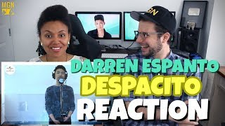Darren Espanto - Despacito | Luis Fonsi & Daddy Yankee & Justin Bieber | REACTION