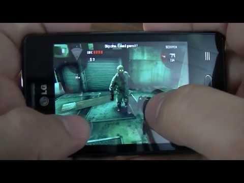 LG Optimus L3 II - E430 - Teste de Jogos