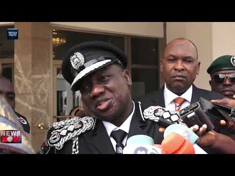 Buhari appoints Adamu Mohammed as new IGP