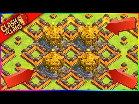 ARE YOU HARDCORE ((Farming)) in Clash of Clans?