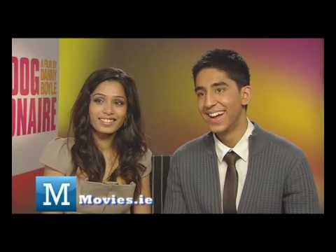 Dev Patel & Freida Pinto talk Oscars & Golden Globes for Slumdog Millionaire