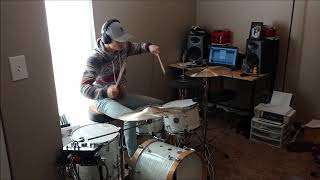 Just For A Moment Drum Cover