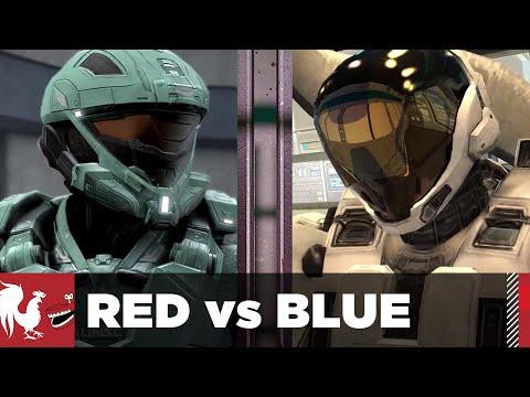 Season 14, Episode 13 - Death Battle: Meta vs. Carolina: Dawn of Awesome | Red vs. Blue