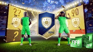 One of Huge Gorilla's most viewed videos: WE PACK 90 RATED GULLIT!! | 2 ICONS PACKED | MASSIVE FIFA 18 PACK OPENING | FIFA 18 ULTIMATE TEAM