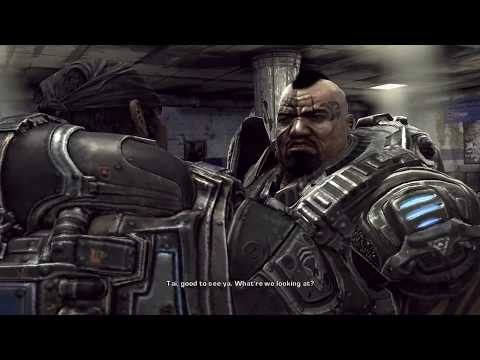 Gears of War 2 - Act 1.2 Desperation