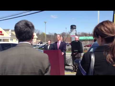 Part 1 - MA Electric Vehicle Incentive Program Launch in Chelmsford