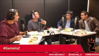 Radio Zeta - GemeloZ 17 05 19 Invitado especial!!! @oshurunikkeichile NUEVO Auspiciador!