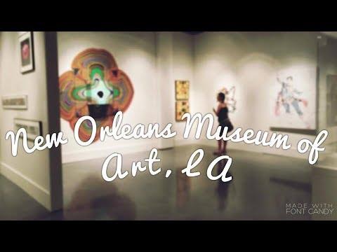 New Orleans Museum of Art, LA