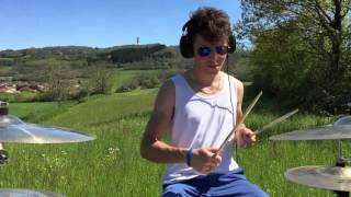Tu Vas Me Manquer Maitre Gims Drum Cover
