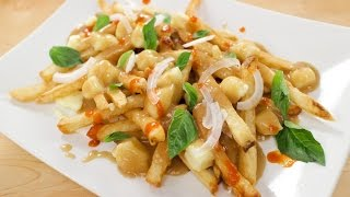 Pho Poutine Recipe (homemade fries!) - Pai