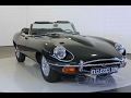 Jaguar E-Type Series 2 cabriolet 1970 -VIDEO- www.ERclassics.com