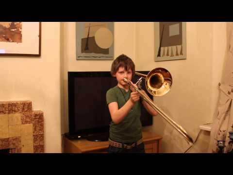 You've got a friend in me - trombone