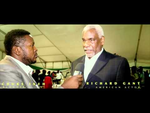 Richard Gant speaks about Nollywood & Ghallywood
