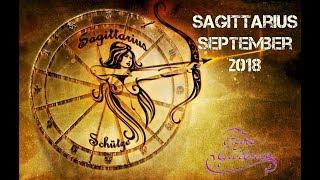 SAGITTARIUS - Billion Dollar Idea!! September 2018 Tarot & Astro Reading