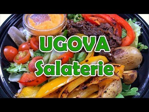 UGO Salaterie - JAK SE NAJÍST ZE SALÁTU?!
