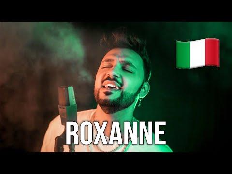 ROXANNE 🇮🇹 in ITALIANO (Stefano Germanotta) @Arizona Zervas