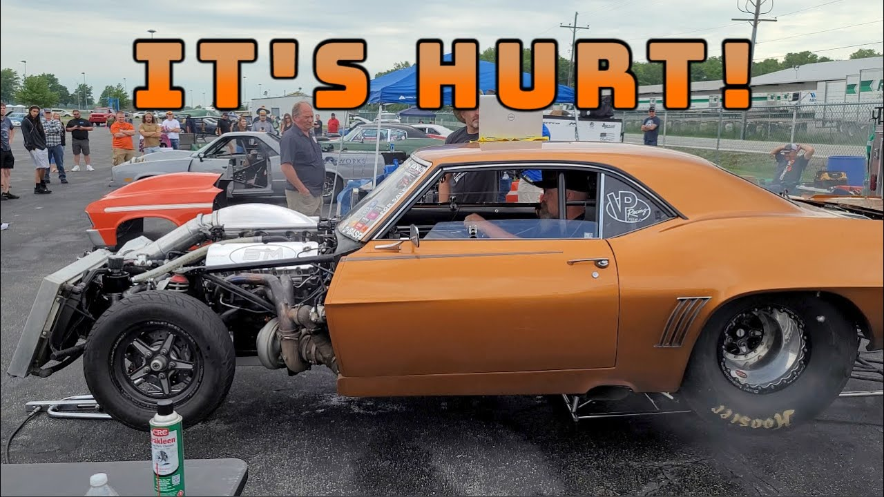 Midwest Drag Week FINAL DAY - Sick Seconds is HURT! Can it pull off an upset?