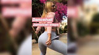 Dancehall steps | Jamaican dance 2019
