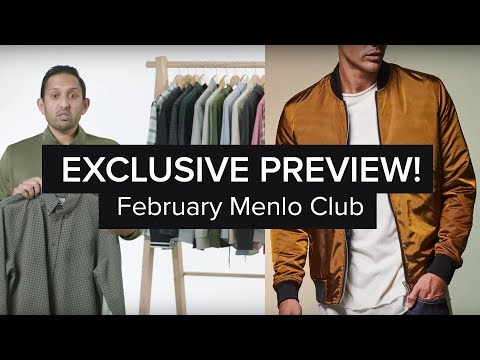 February Menlo Club Preview w/Dee