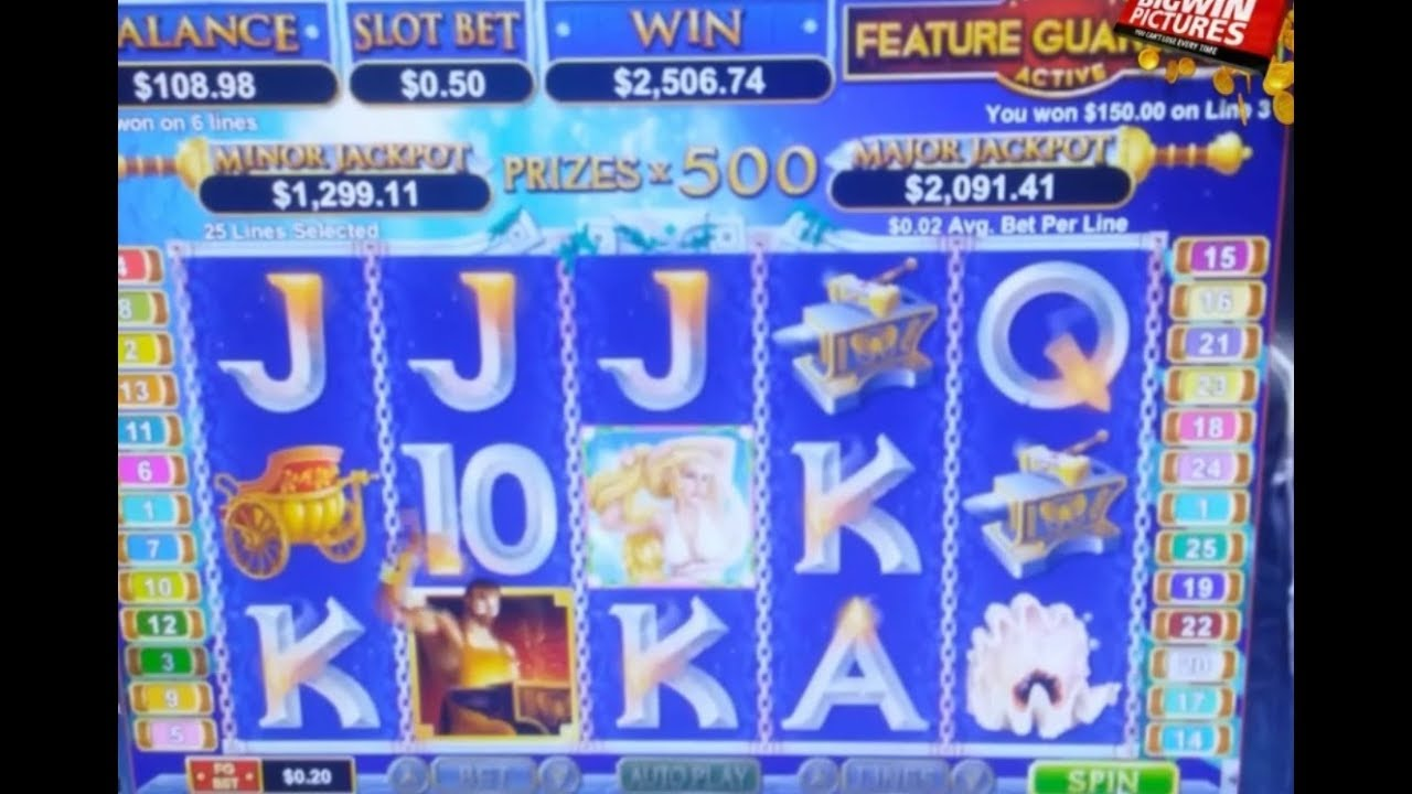 Free Slots from Vulcan Jackpot