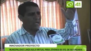 Municipalidad de Víctor Larco lanza aula virtual para jóvenes de secundaria - Trujillo