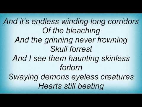 Danzig - Skull Forrest Lyrics