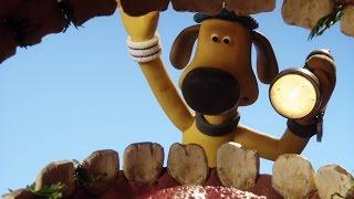 Барашек Шон серия 88 - Трудно глотать / Shaun the Sheep - Hard To Swallow (HD)