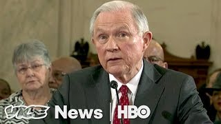 Jeff Sessions: The Immigration Enforcer (HBO) Free HD Video