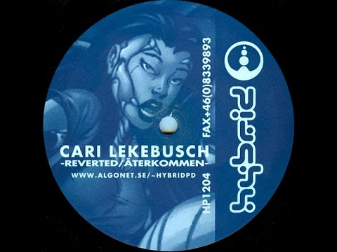Cari Lekebusch - Untited ( Reverted / Återkommen EP - A1 )