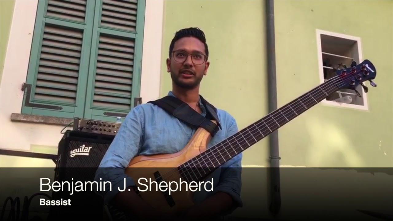 Premise Indicator Words: Eric Valentine's Groove Spotlight: Benjamin J. Shepherd