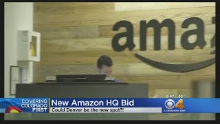 Denver Bids For Amazon Headquarters